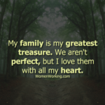 Family Treasure Quotes Facebook