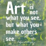 Famous Art Quotes Tumblr