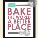 Famous Baking Quotes