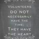 Famous Quotes About Volunteering Pinterest