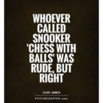Famous Snooker Quotes Facebook