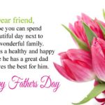 Fathers Day Quotes For A Special Friend