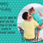 First Birthday Wishes From Parents To Daughter Pinterest