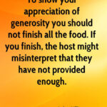 Food Appreciation Quotes Facebook