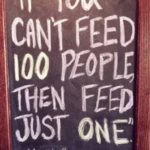 Food Donation Quotes Twitter