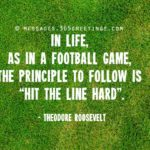 Football Birthday Quotes Tumblr