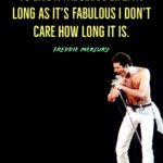 Freddie Mercury Famous Quotes Pinterest