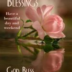 Friday Quotes And Blessings Pinterest