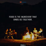Friends And Food Caption Tumblr