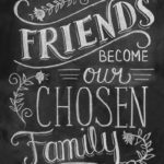 Friends Is Family Quotes Pinterest