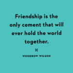 Friendship Day Small Quotes