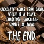 Funny Chocolate Quotes And Sayings Twitter