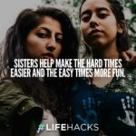 Funny Sister Quotes For Instagram