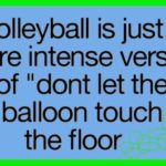 Funny Volleyball Captions Pinterest