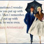 Funny Wedding Anniversary Messages Facebook
