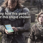 Game Of Thrones Chicken Quote Tumblr