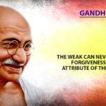 Gandhi Jayanti Special Quotes Facebook