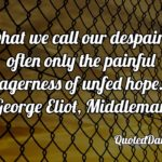 George Eliot Middlemarch Quotes Facebook