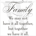 Get Together With Family Quotes Twitter