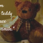Girl With Teddy Bear Quotes