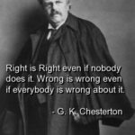 Gk Chesterton Quotes Pinterest