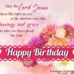 Godly Birthday Message