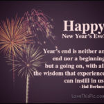 Going Into The New Year Quotes Facebook