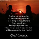 Good Evening Love Quotes For Him