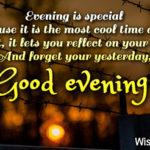 Good Evening Message To A Friend Twitter