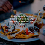 Good Food And Good Friends Quotes Facebook