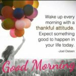 Good Morning Attitude Quotes