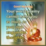 Good Morning Buddha Quotes With Images Facebook