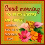 Good Morning Family Quotes Facebook