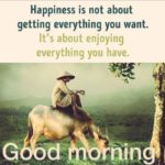 Good Morning Happiness Quote Twitter