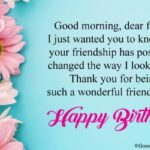 Good Morning Happy Birthday Quotes Facebook