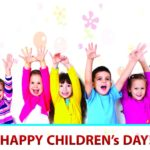 Good Morning Happy Children's Day Pinterest