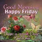 Good Morning Happy Friday Quotes Pinterest