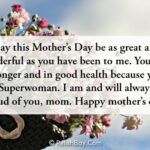 Good Morning Happy Mothers Day Pinterest