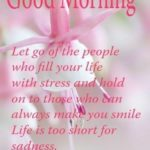 Good Morning Heart Touching Sms Pinterest