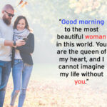 Good Morning Message To My Wife To Make Her Happy