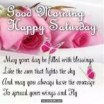 Good Morning Saturday Quotes Facebook