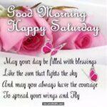 Good Morning Saturday Quotes Facebook