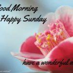 Good Morning Sunday Wishes Images