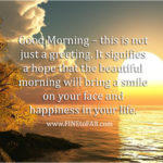 Good Morning Thoughts Quotes Twitter