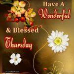 Good Morning Thursday Blessings Images Tumblr