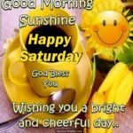 Good Morning Wishes Happy Saturday Twitter