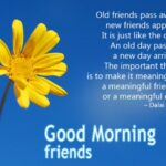 Good Morning Wishes To A Special Friend