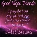 Good Night Messages For Friends With Pictures Twitter