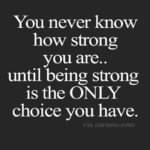 Good Quotes About Strength Facebook