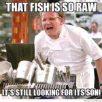 Gordon Ramsay Famous Lines Tumblr